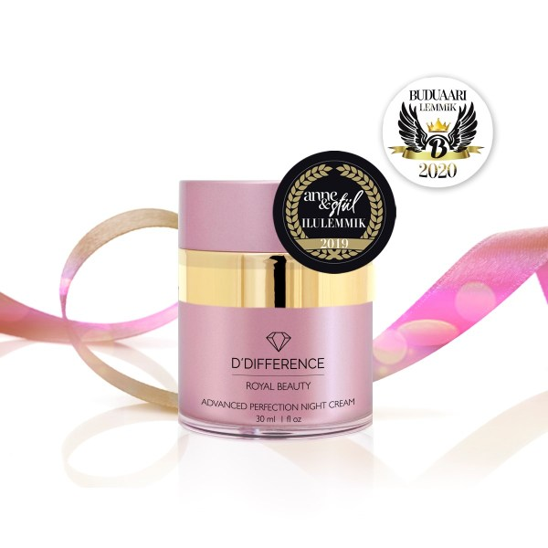 night, cream, face, cream, hyaluronic acid, peptides, natural, vegan, dermatologically tested, women, care, ddifference