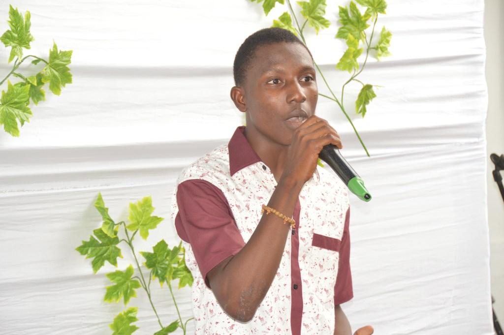 Slam de la Direction Diocésaine de la Santé de Cotonou