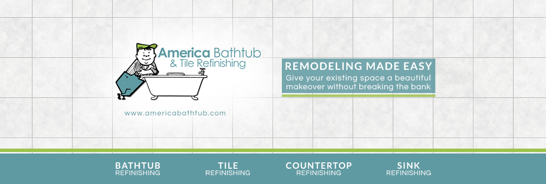 america bathtub tile refinishing