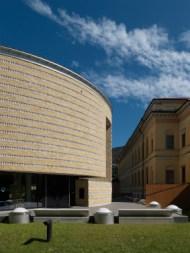 Teatro dell'architettura Mendrisio Università della Svizzera italiana Architetto: Mario Botta Fotografia © Enrico Cano