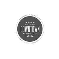 Historic Downtown Abbotsford logo