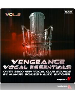 Vengeance Sound Vocal Essentials Vol 2 WAV DVDR-DYNAMiCS