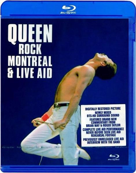queen rock montreal live aid 1080p