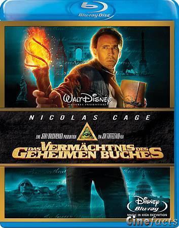 Das Vermaechtnis Des Geheimen Buches 2007 German Dl 720p