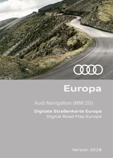 Audi Mmi 2g 2017 Download