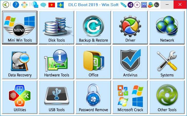 DLC Boot 2019 v3 6 Build 190411-P2P // Download // DDL-Warez