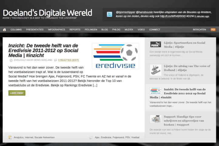 Doeland's Digtale Wereld