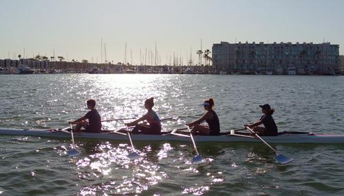 Row LA