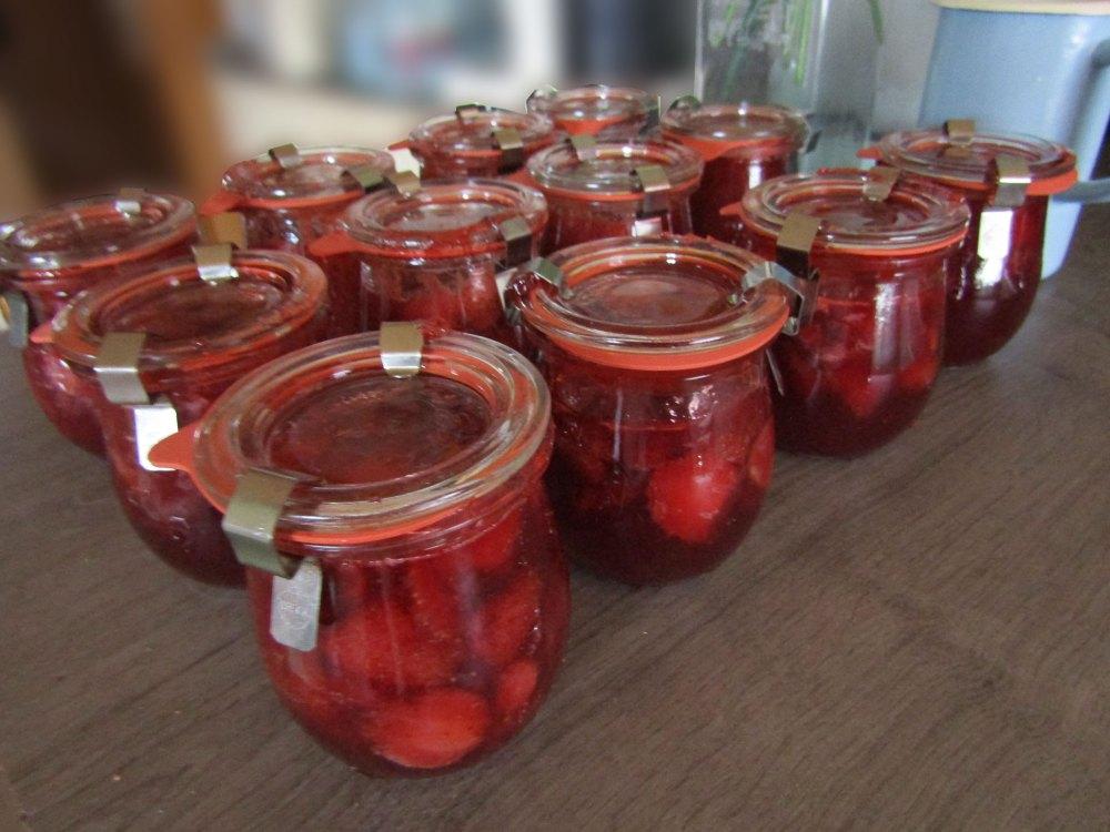 marmelade-einkochen-erdbeer