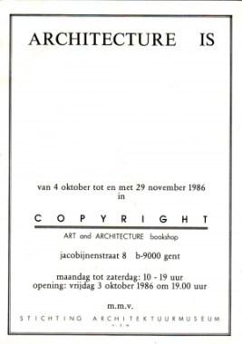 <p>Uitnodiging van de tentoonstelling en formaat van de postkaart die gemaild werd naar de deelnemers van de tentoonstelling</p>