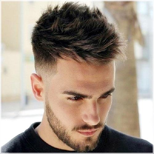 احدث قصات الشعر للرجالافضل قصات الشعر للرجال