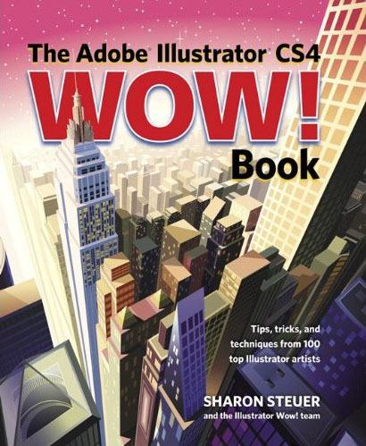 Adobe Illustrator CS4 Wow! Book is out (1/2)