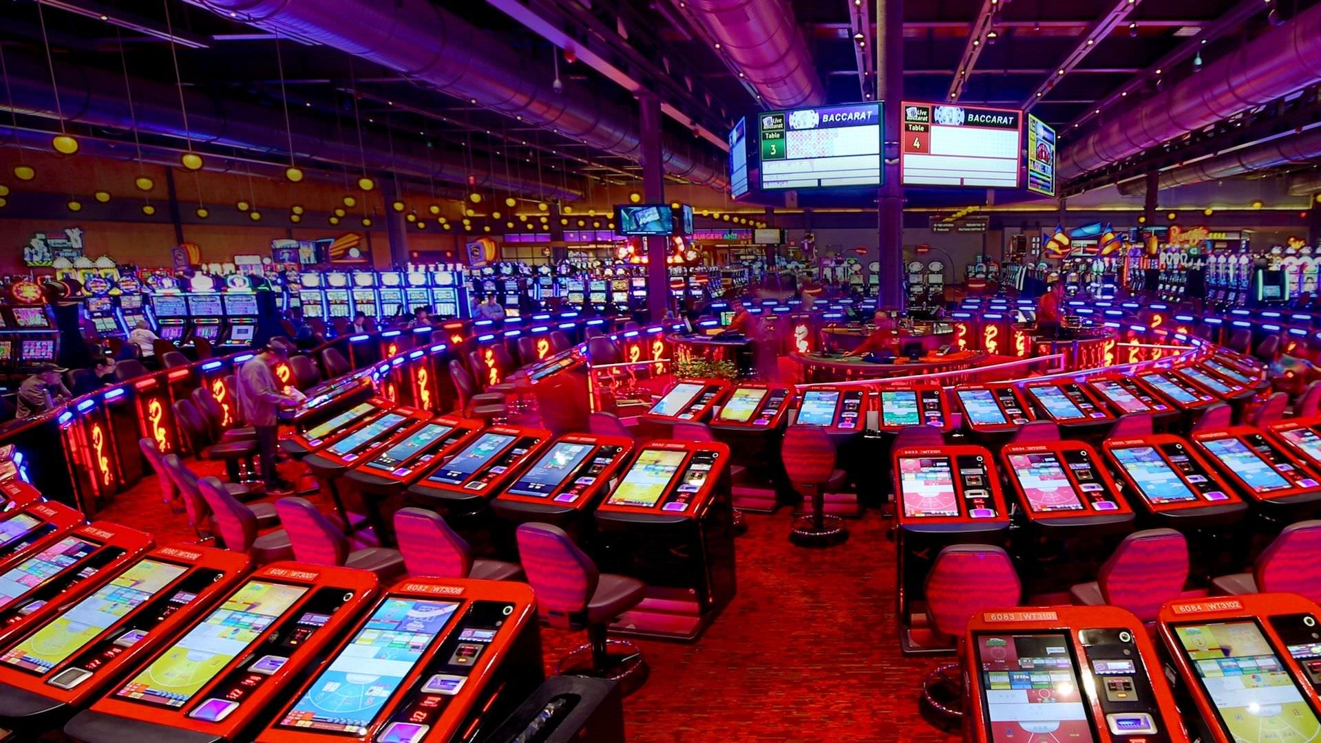 Photo of the Sands Casino