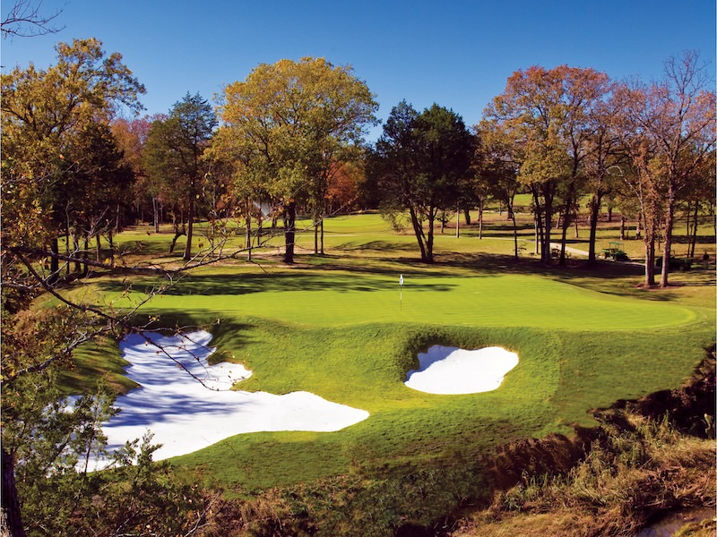 Image of the golf course at Rock Creek