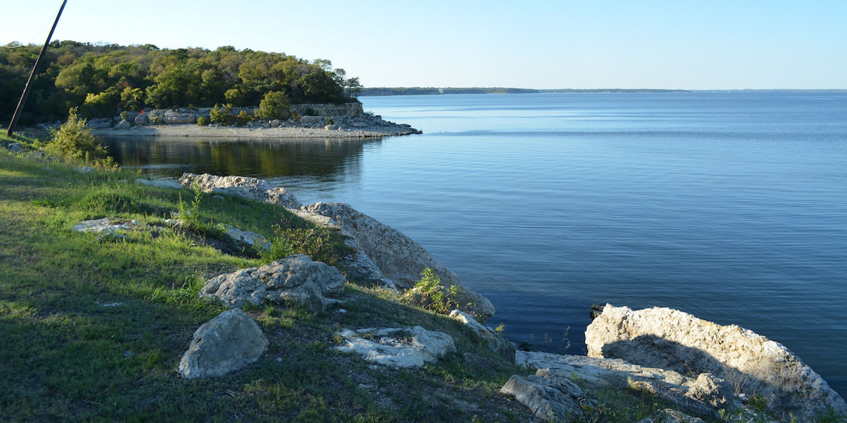 Image of Lake Texoma