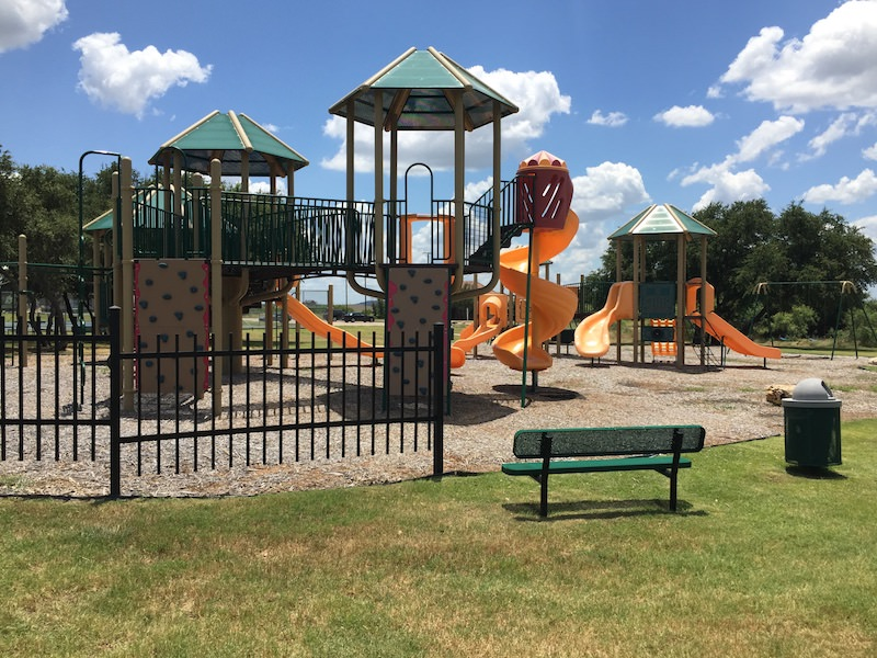 Photo of The Cliffs clubhouse park