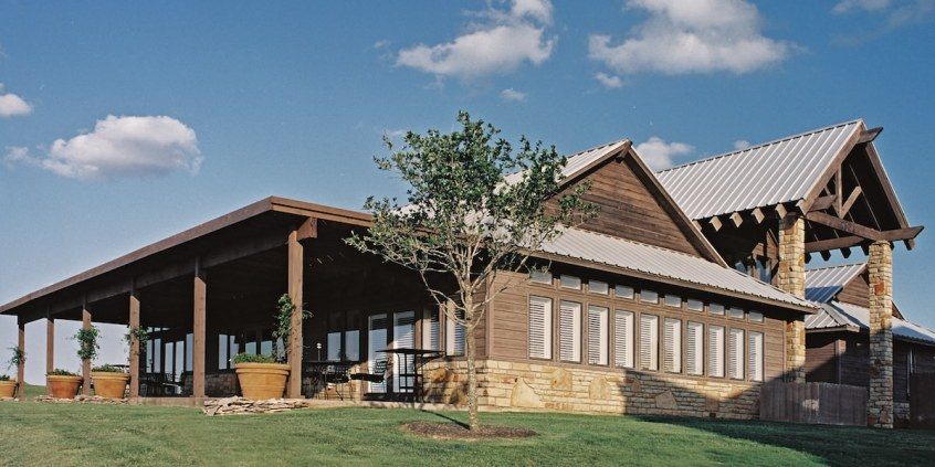 Photo of the Conference Center
