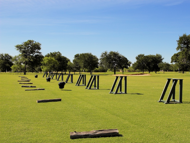 Photo of the White Bluff Driving Range