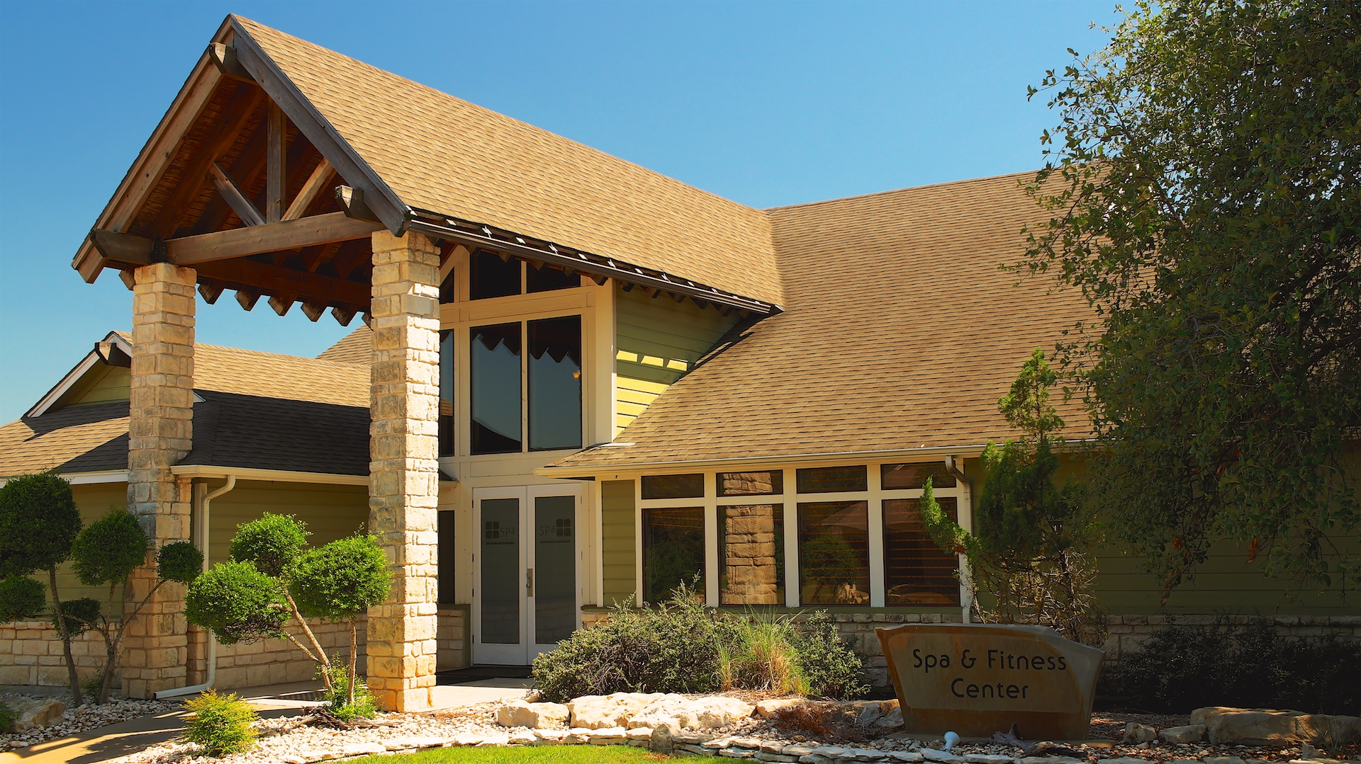 Photo of the White Bluff Spa and Fitness Center