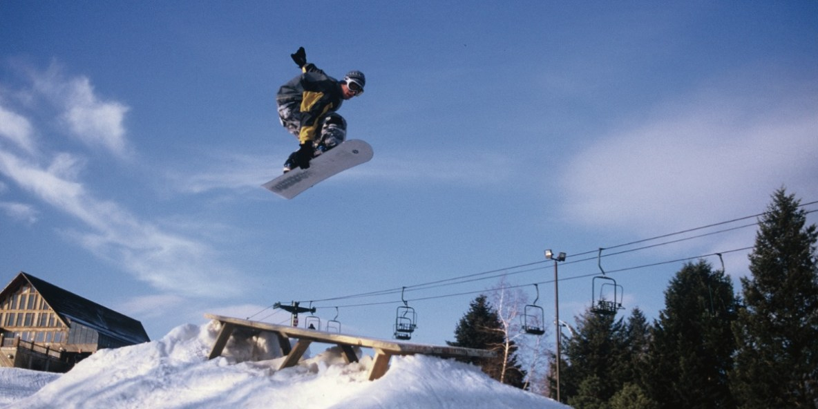Photo of Eagle Rock snow sports area