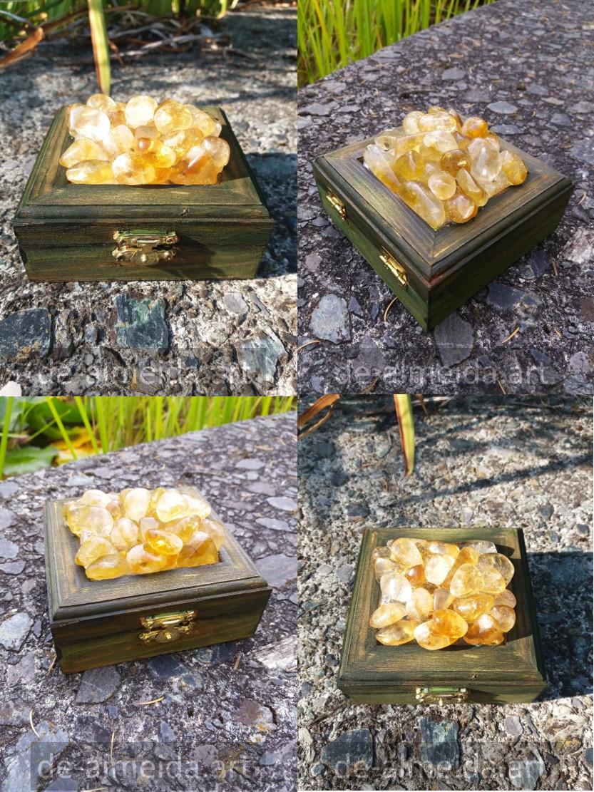 CITRINE BOX