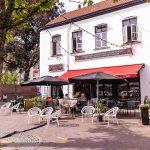 De Avenue Brasserie Terras