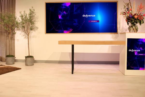 livestream studio modern