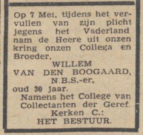 Trouw 14-05-1945