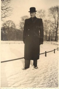 photograph of JW Saelman, used by kind permission of his relatives