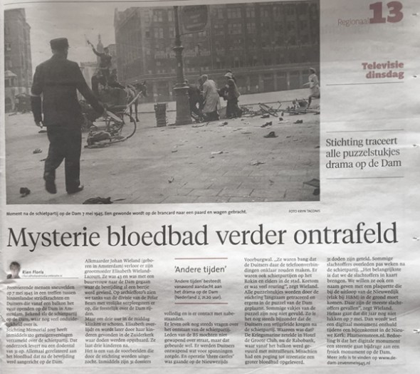 haarlems dagblad 28 april 2015-edit2