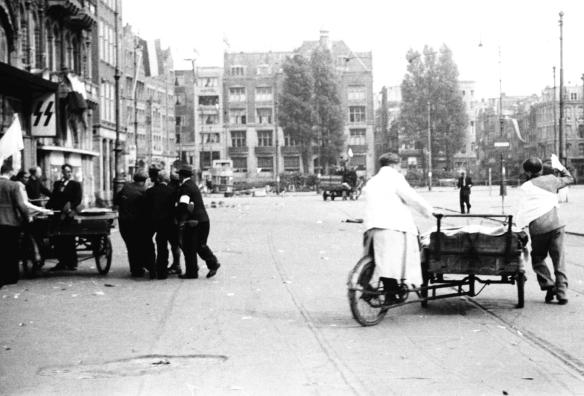 Foto: J.W. Hofman, collectie Stadsarchief Amsterdam