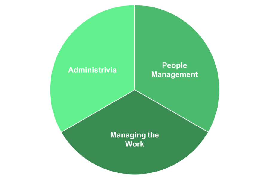Manager Tasks Pie Chart