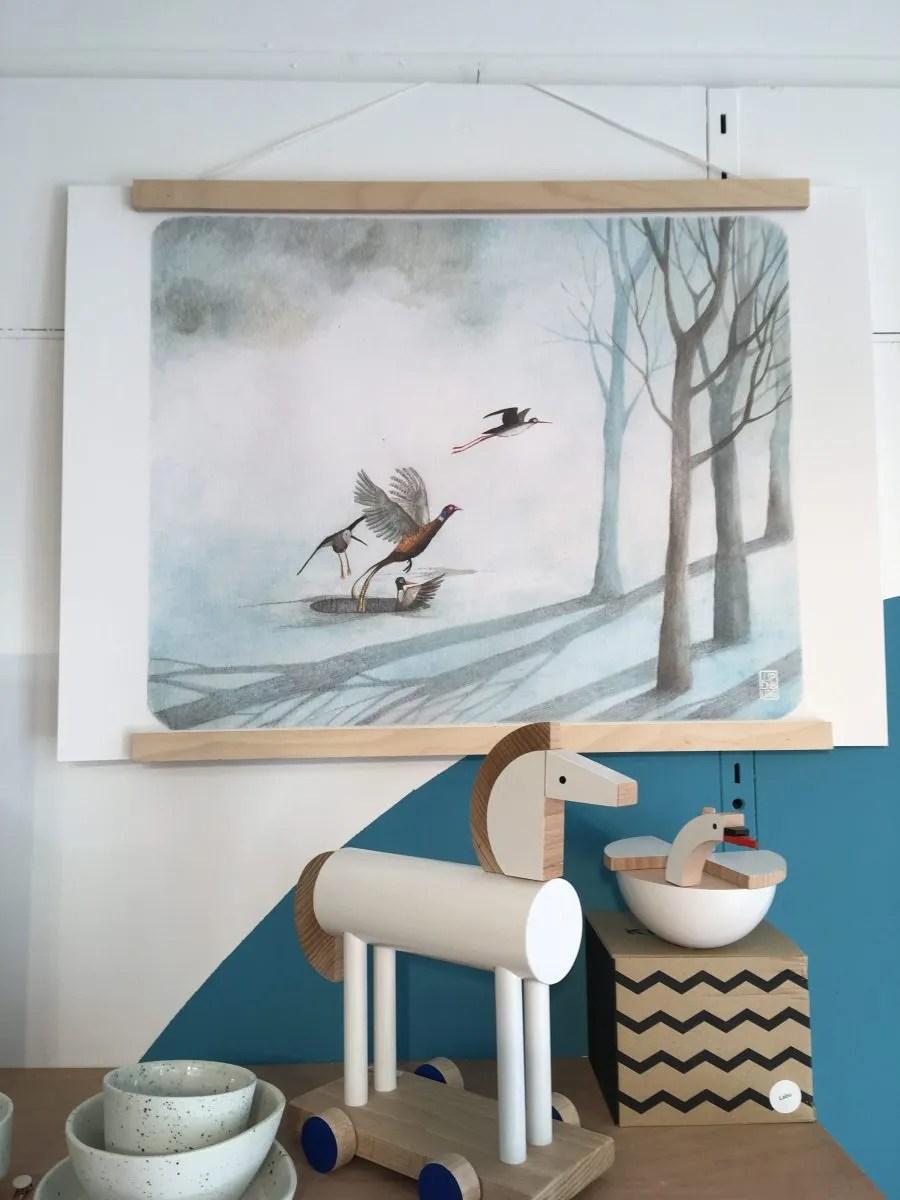 vogels illustratie janneke ipenburg