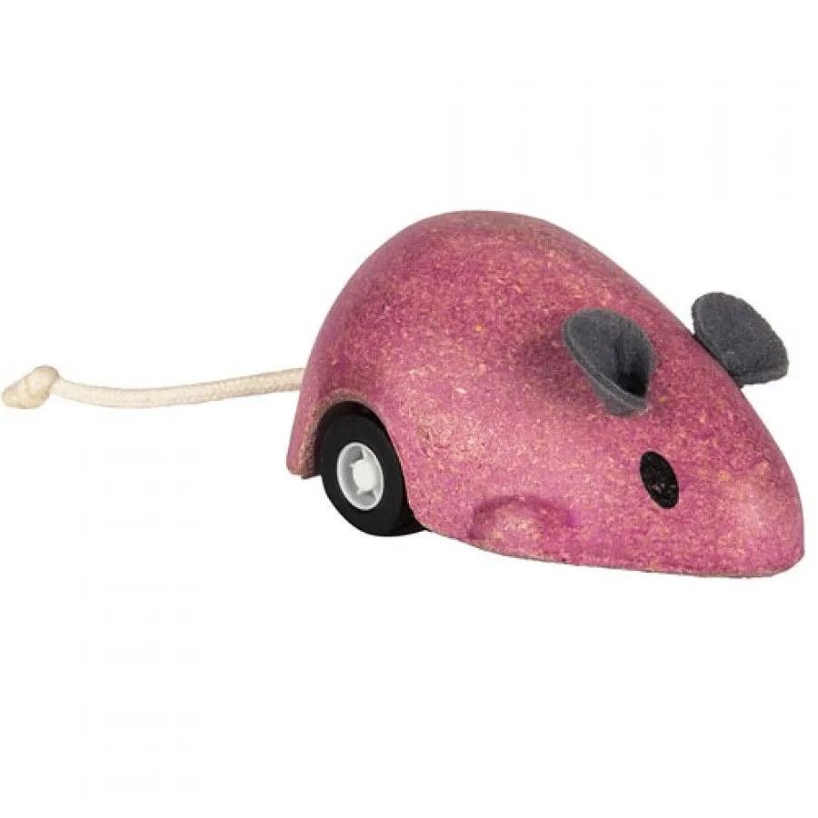 plan toys rollende muis