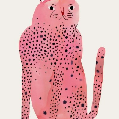 aniek bartels pink panter