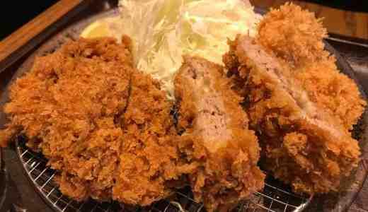 とんかつ和幸 日土地ビル西新宿店で、さざんか+カニクリームコロッケをいただきました。ご飯、お味噌汁、キャベツをお替わりして完全に食べ過ぎ…