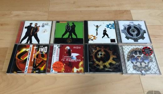 今日のCDのiTunesへの取り込み(C+C music factory)