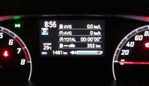 タイムズカーシェアでトヨタシエンタの新車が配車!やっぱ新車っていいね〜。いろんなクルマに乗れるのが楽しみ♪