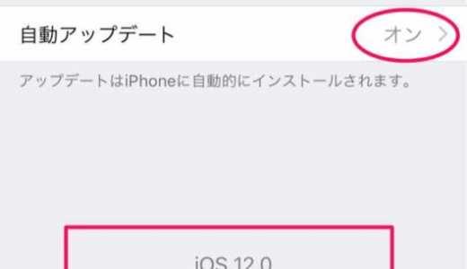 iOS12.0リリース。新機能盛りだくさん&パフォーマンス向上が魅力♪でも慎重派の人は待ちましょう。チャレンジャーはアップデートしましょう!