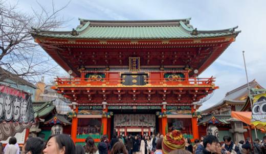 神田明神【2019初詣その5】