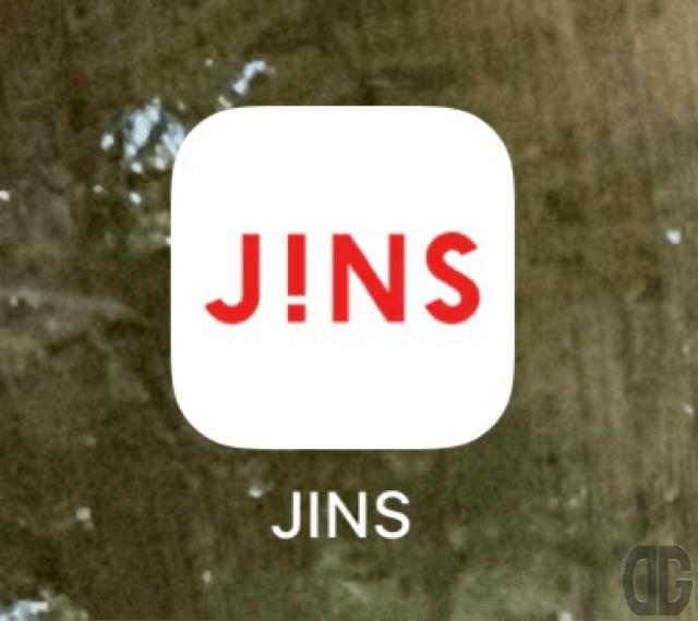 App StoreからJINSアプリをインストール