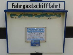 Fahrgastschifffahrt Wusterhausen Fahrplan Hertha Dampfer