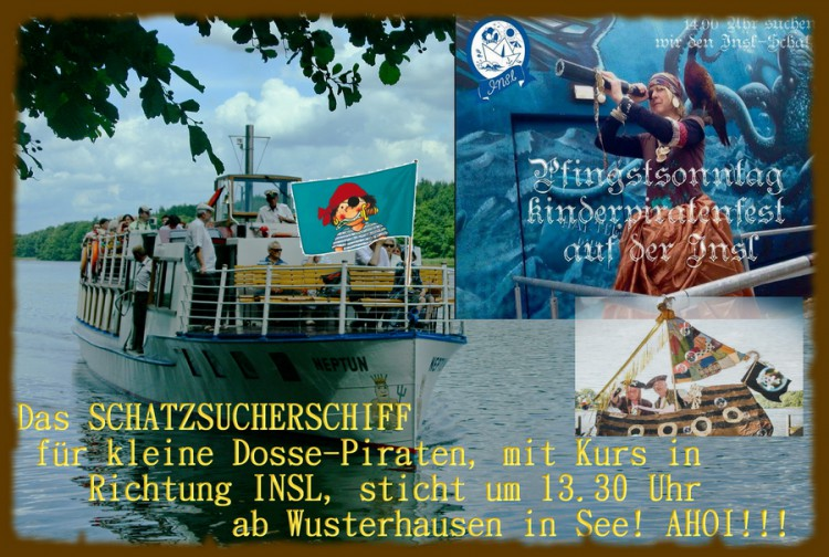 Insel Piratenfest