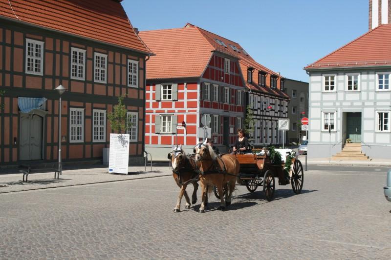 Wusterhausen Markt 3 - das Wegemuseum