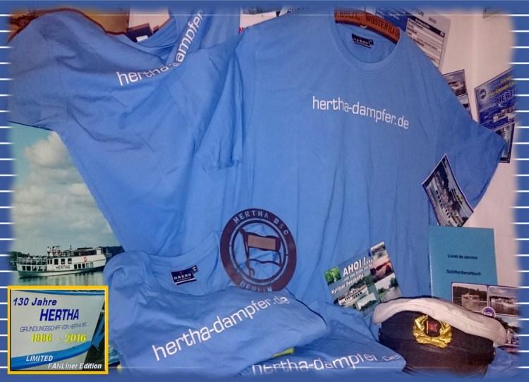 HERTHA CREW-Shirt