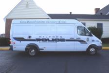 Evidence Technician Van