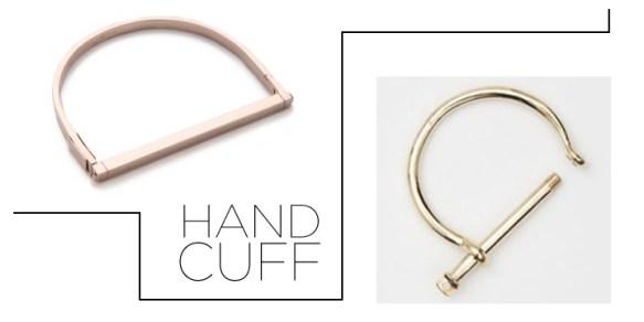Wome's Jewelry Handcuff Bracelets A.L.C. and Miansai   DeSmitten
