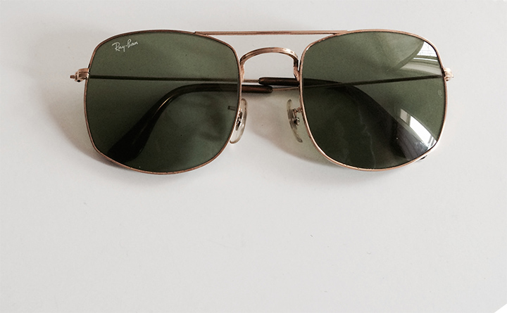 ray ban sunglasses styles 4y6w  They remind me of mix between the two styles Isabel Marant designed with  Oliver Peoples The non-traditional lens shape and iconic aviator cross-bar  make