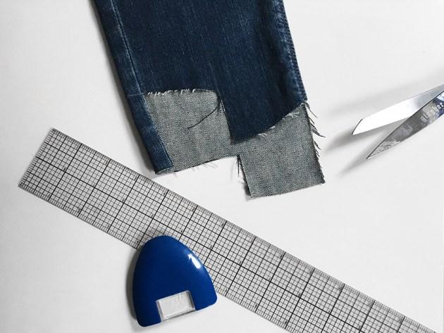 DIY-vetements-jeans-hem-denim-hem-update-desmitten