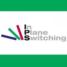 IPS, In-Plan Switching Display